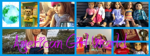 American Girl World Header
